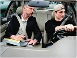 آزمون شهر رانندگی