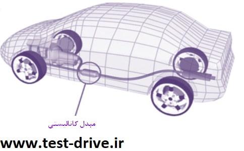 سیستم اگزوز خودرو