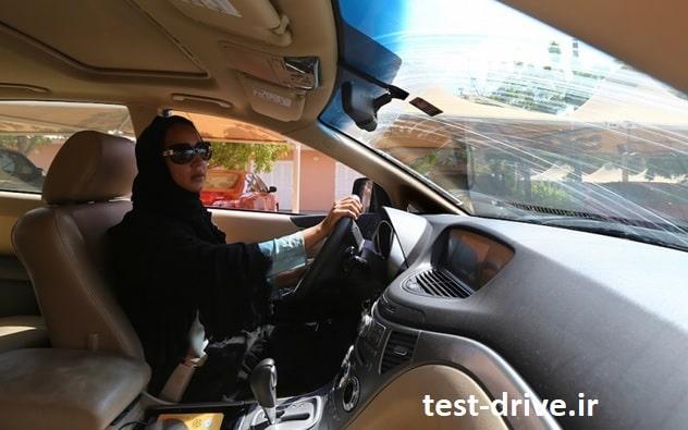 نکات مهم برای رانندگی خانم ها