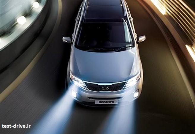 مقررات رانندگی چراغ ها