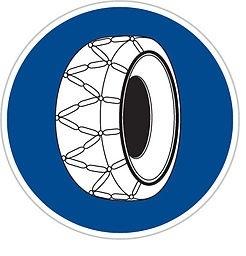 تابلو زنجیر چرخ