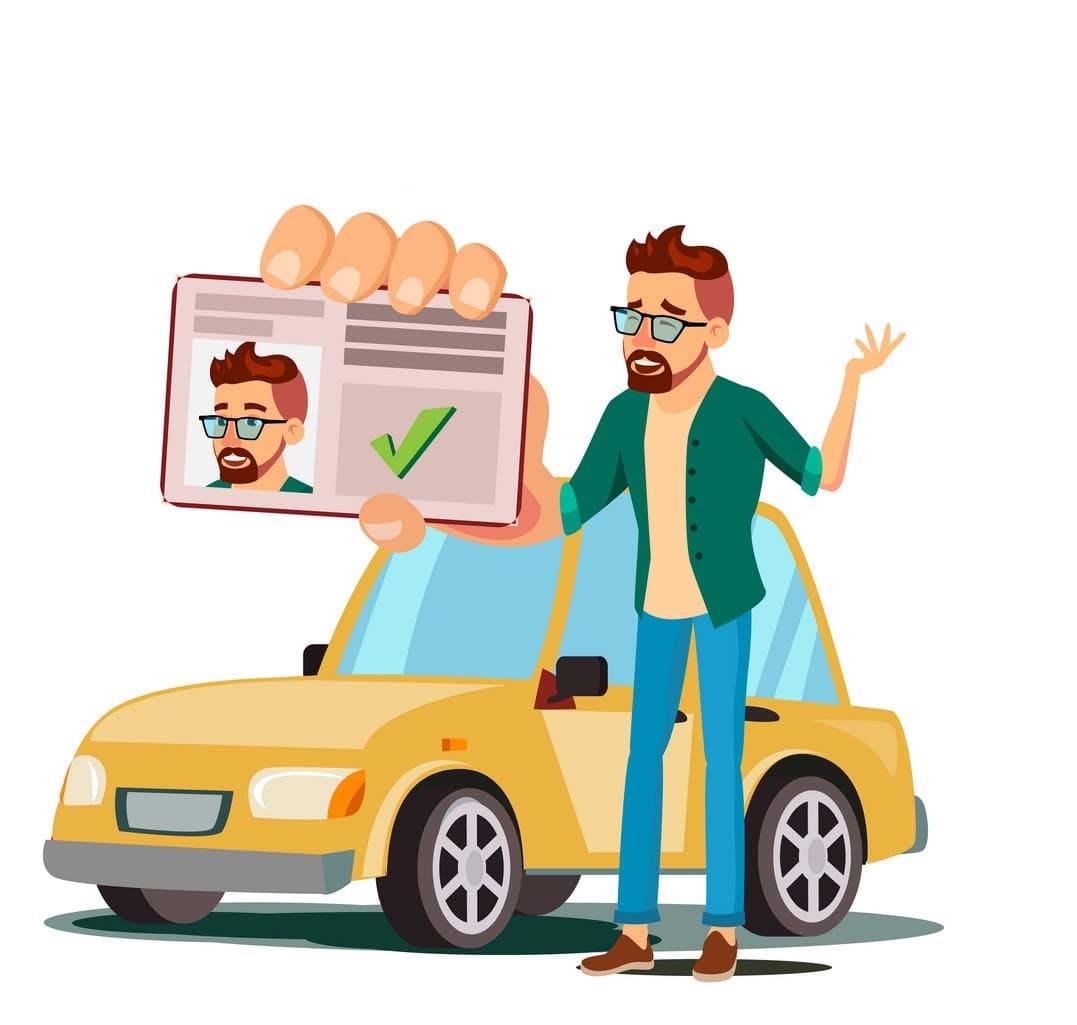 جریمه رانندگی بدون گواهینامه